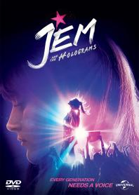 Inlay van Jem And The Holograms