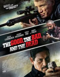 Inlay van The Good, The Bad And The Dead