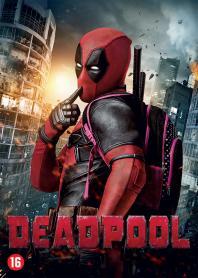 Inlay van Deadpool