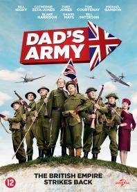 Inlay van Dad's Army