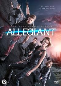 Inlay van The Divergent Series: Allegiant