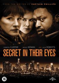 Inlay van Secret In Their Eyes