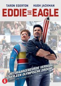 Inlay van Eddie The Eagle
