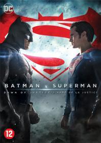 Inlay van Batman V Superman: Dawn Of Justice