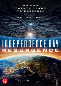 Inlay van Independence Day: Resurgence