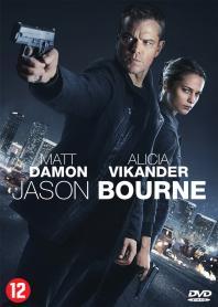 Inlay van Jason Bourne