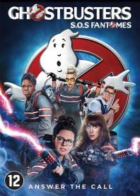 Inlay van Ghostbusters