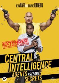 Inlay van Central Intelligence