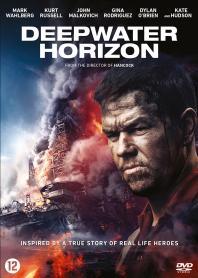 Inlay van Deepwater Horizon
