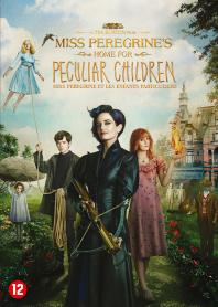 Inlay van Miss Peregrine's Home For Peculiar Children