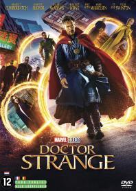 Inlay van Doctor Strange