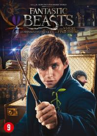 Inlay van Fantastic Beasts And Where To Find Them