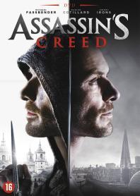 Inlay van Assassin's Creed