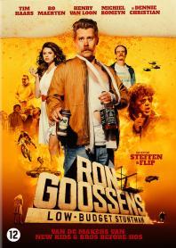 Inlay van Ron Goossens, Low-budget Stuntman
