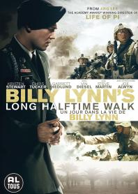 Inlay van Billy Lynn's Long Halftime Walk