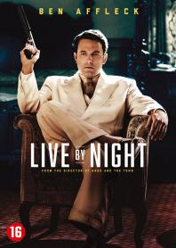 Inlay van Live By Night