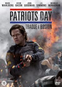 Inlay van Patriots Day