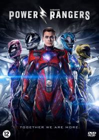 Inlay van Power Rangers