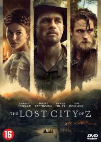 Inlay van The Lost City Of Z