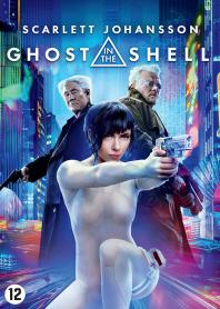 Inlay van Ghost In The Shell