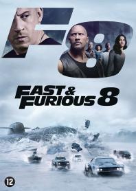 Inlay van Fast & Furious 8