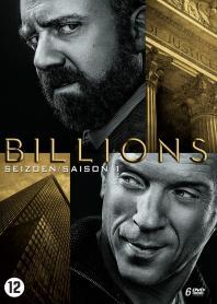 Inlay van Billions, Seizoen 1