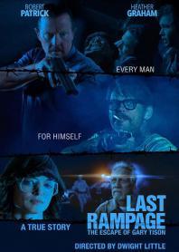 Inlay van Last Rampage