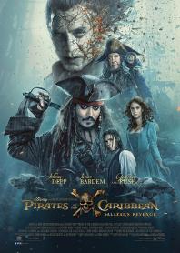 Inlay van Pirates Of The Caribbean 5: Salazar's Revenge