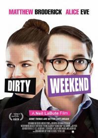 Inlay van Dirty Weekend