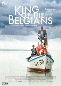 Inlay van King Of The Belgians