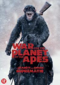 Inlay van War For The Planet Of The Apes