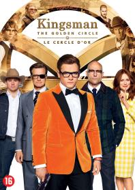 Inlay van Kingsman: The Golden Circle