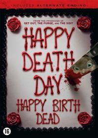 Inlay van Happy Death Day