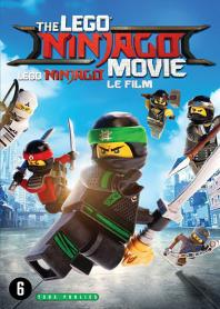 Inlay van The Lego Ninjago Movie