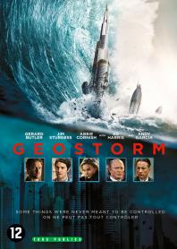 Inlay van Geostorm
