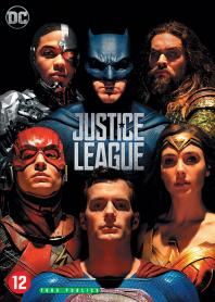 Inlay van Justice League