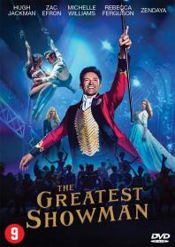 Inlay van The Greatest Showman