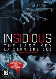 Inlay van Insidious: The Last Key