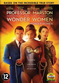 Inlay van Professor Marston & The Wonder Women