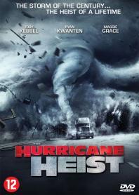 Inlay van The Hurricane Heist