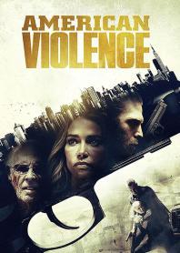 Inlay van American Violence
