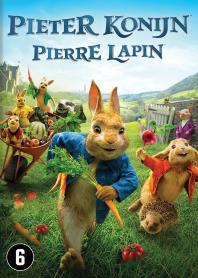 Inlay van Peter Rabbit