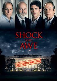Inlay van Shock And Awe