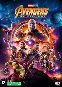 Inlay van Avengers: Infinity War