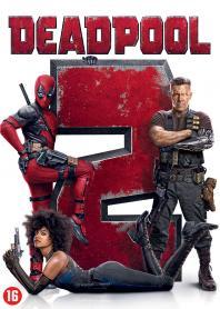 Inlay van Deadpool 2