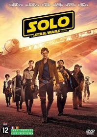 Inlay van Solo - A Star Wars Story