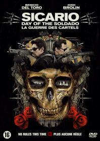 Inlay van Sicario: Day Of The Soldado
