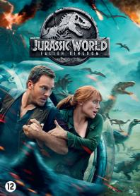 Inlay van Jurassic World: Fallen Kingdom