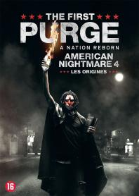 Inlay van The First Purge