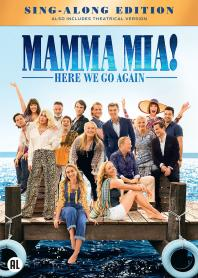 Inlay van Mamma Mia 2: Here We Go Again!